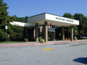 Find homes near Woodland Elementary Charter School