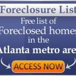 Foreclosure Homes around Atlanta