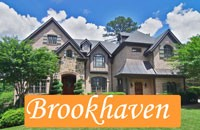 Brookhaven Homes for Sale