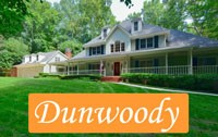 Dunwoody Homes for Sale