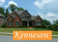 Kennesaw Homes for Sale