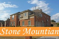 Stone Mountain Homes for Sale