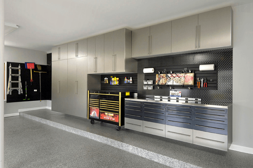 Your Garage Is Part Of Your Home, Act Like It