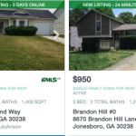Casas de renta en Jonesboro