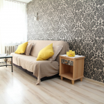 Tackling Pesky Staging Problems – Paint over Wallpaper