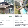 Casas de venta con piscina en Atlanta