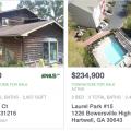 Casas de venta con piscina en Atlanta