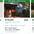 Homes for sale in Pine Lake