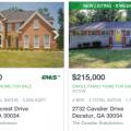 Casas Nuevas en Decatur