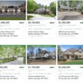 Homes for sale in Sandy Springs