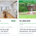 Homes with swimming pools in Brookhaven