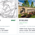Johns Creek Land, farms and Lots for sale