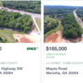 Marietta Land, farms and Lots for sale