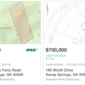 Sandy Springs Land, farms and Lots for sale