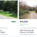 Smyrna Land, farms and Lots for sale