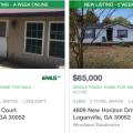 Casas baratas en Loganville