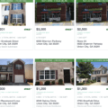 Casas en renta en Union City