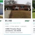 Homes for rent in Jonesboro